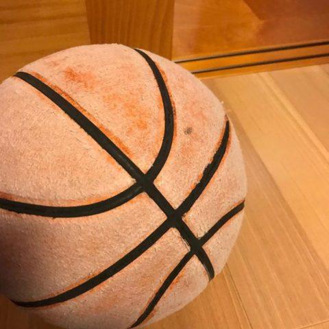 「娘の友人になんでこのボールの表面ふわふわしてるの?」って言われてしまった(^^;)